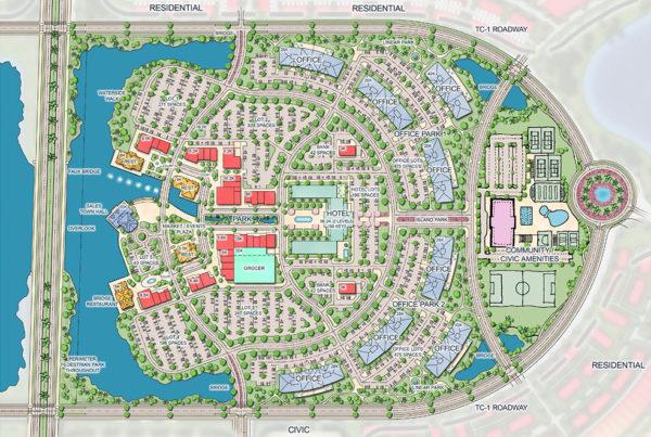 Minto West Town Center inPLACE Design Architect 1