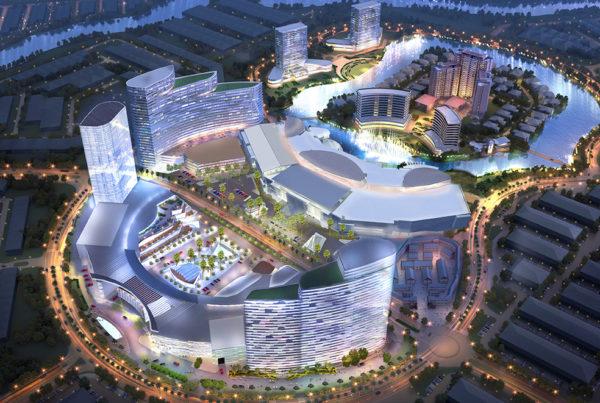 Kota Wisata inPLACE Design Architect 9