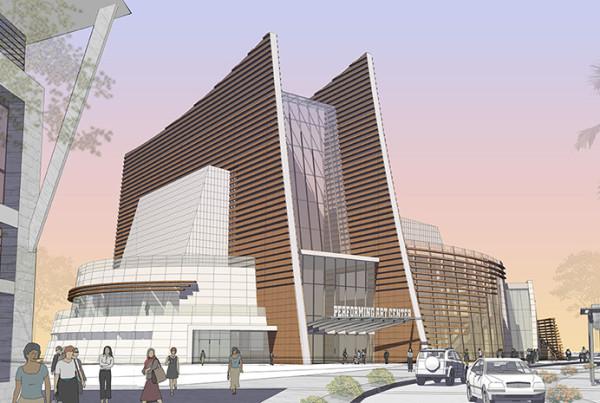 Manjingkang Commercial Master Plan Xishuangbanna China Design Architect