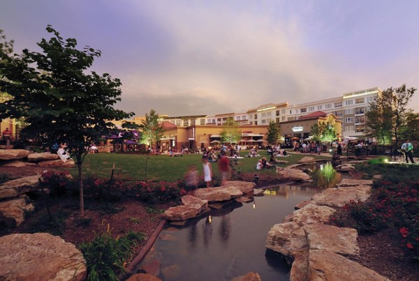 Incorporating Sustainability Into Retail | Watters Creek | inPLACE Design