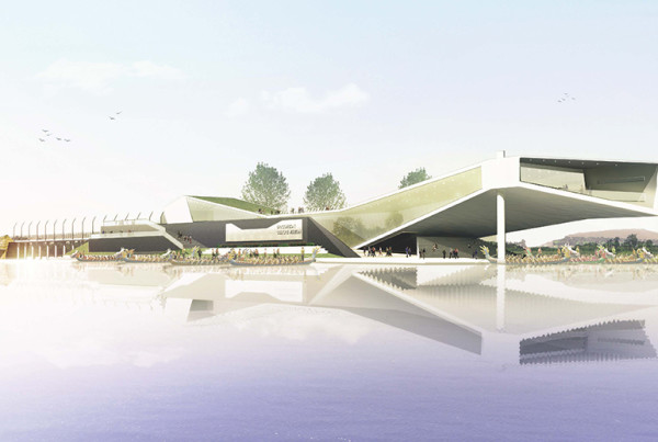 Dragon Boat Cultural Museum Shunde China Design Architect
