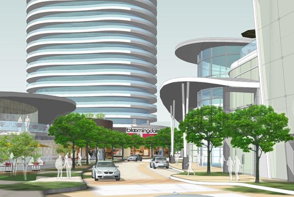 Etiler 360 Master Plan Istanbul Turkey inPlace Design Design Architect