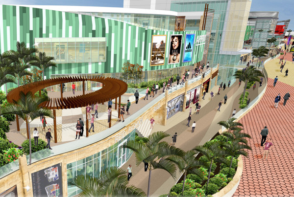 Pondok Indah Citywalk Jakarta Indonesia Design Architect