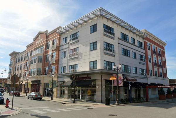 Zona Rosa Phase Kansas City Missouri Design Archiect