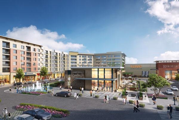 Ridgmar Redevelopment inPLACE Design Design Architect