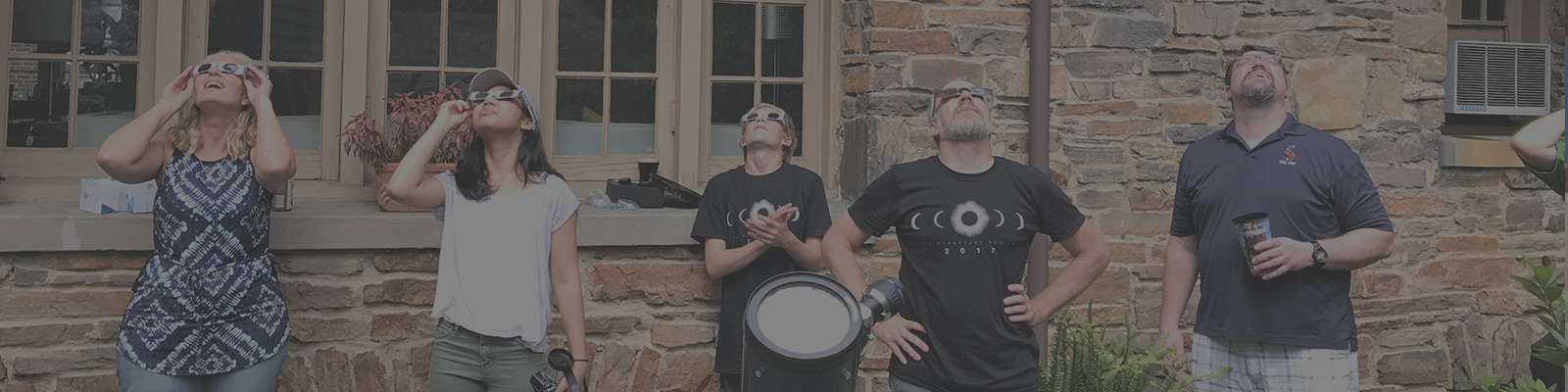 inPLACE Design takes a break to see the Solar Eclipse 2017