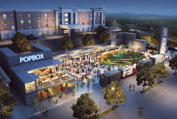 PopBox inPLACE Design Architect
