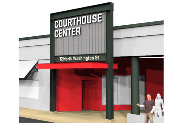 Courthouse Center repositioning | inPLACE Design Architect