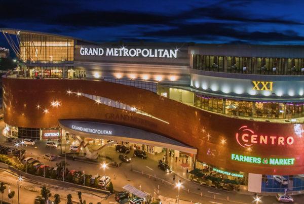 Grand Metropolitan inPLACE Design Architect